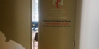 Reobertura de l'Oficina de Català de Roses