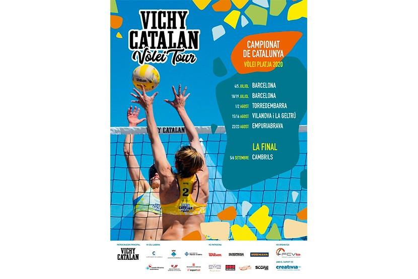 Campionat de Catalunya de Vòlei Platja
