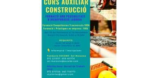 Formació d'auxiliar de construcció