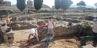 Descoberta de 1.300 m2 de la Vila Medieval de la Ciutadella de Roses