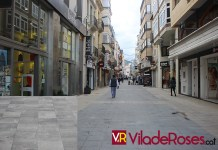 Projecte de reurbanització del carrer Pi i Sunyer de Roses