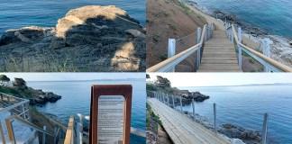 Patrimoni geològic de la zona del Far
