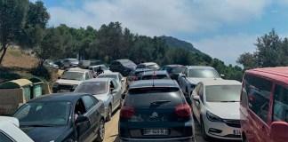 Restricció de vehicles al Parc Natural de Cap de Creus