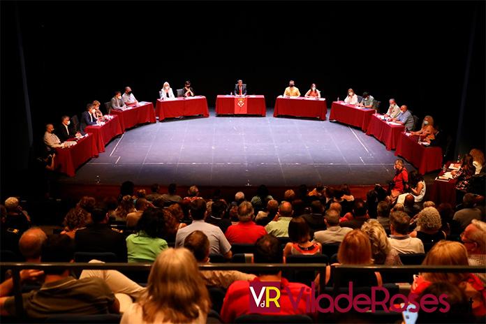 42 anys de democràcia a l'Ajuntament de Roses