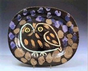 Ceramica Vitrificada de Picasso