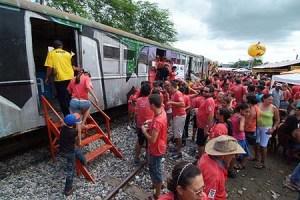 Trem do Forró para Galante