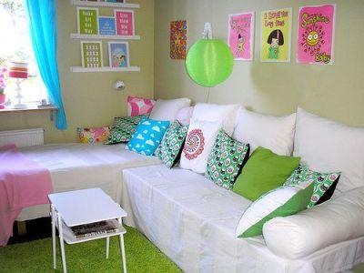 Almofadas para mudar a decoração rapidamente