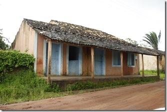Casas de tropeiros nos Caminhos dos Engenhos