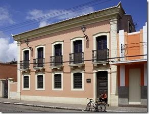 Casa de Pedro Américo em Areia