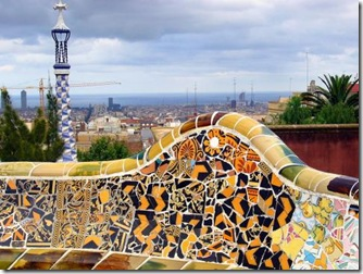Parc Guell-Barcelona