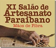 Cartaz do Salão de Artesanato Paraibano