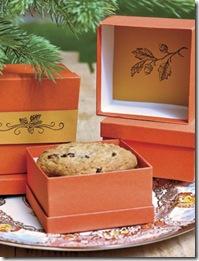 Cookies embalados para presente