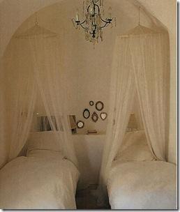 Mosquiteiros para camas de solteiro