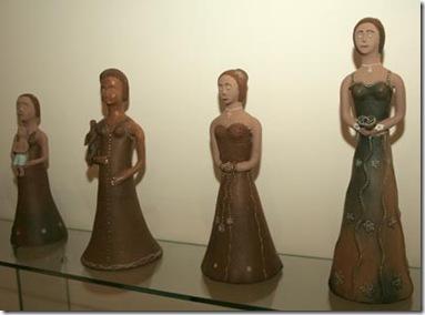 Evolução das bonecas de Serra Branca da  ARCA