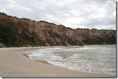 Trecho entre praia de Tabatinga e Coqueirinho na Paraíba