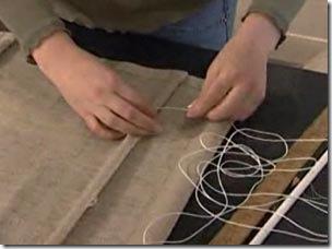 Como fazer uma cortina romana passoapasso  Vila do Arteso