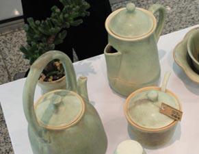 Cerâmica delicada de Simone Campos