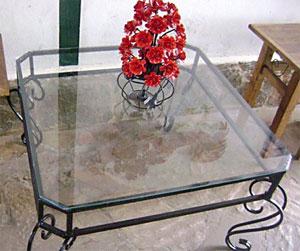 Mesa de ferro de Tiradentes