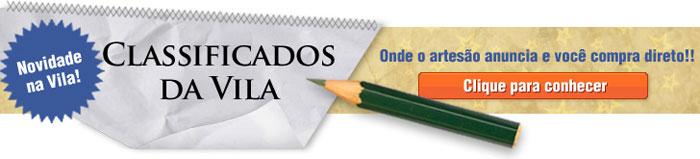 Banner do Classificados da Vila