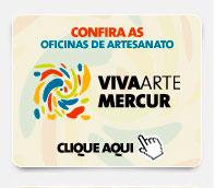 Programa Viva Arte de artesanato da Mercur