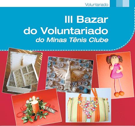 Bazar do Voluntariado no Minas Tênis Clube II