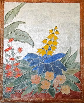 Colagem é a técnica desse quadro que usa o papel como material
