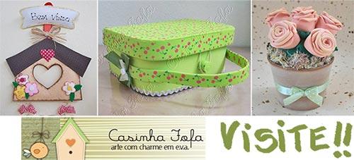 Clique e visite a Casinha Fofa Loja