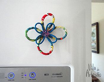 Enfeite a geladeira