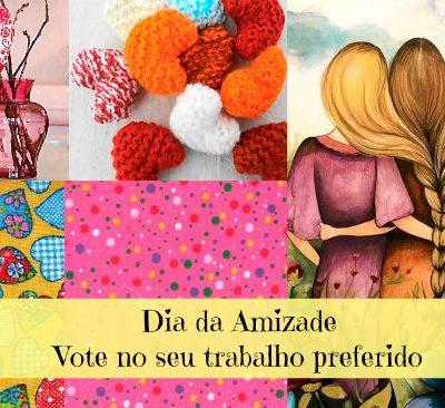 Banner de chamada para votação
