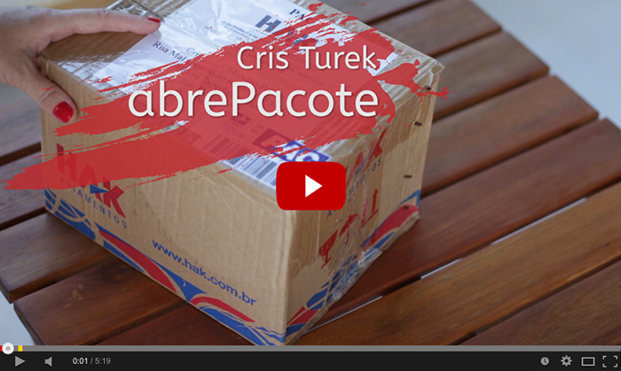 Clique para assistir ao vídeo do abrePacote