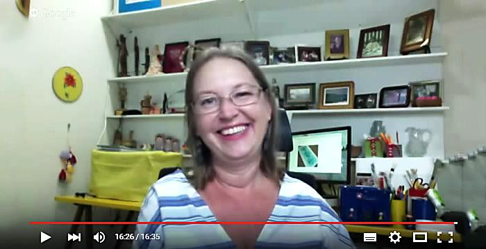 Entrevista para o Artesanato da Gica