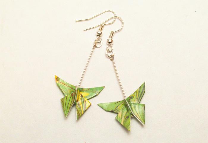 Como fazer bijus de origami