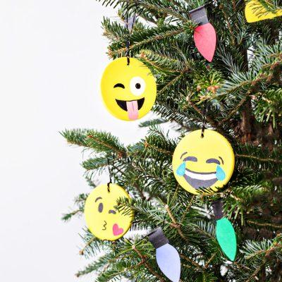 Natal na geração emoji, dicas de enfeites