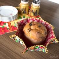 Como fazer cestas de tecido para vários usos