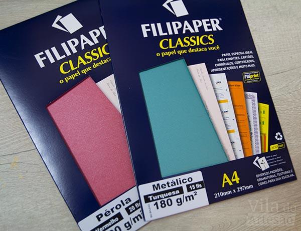 Papéis especiais Classics