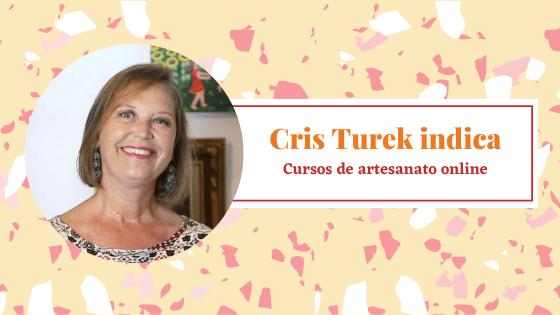 Cris Turek indica Cursos online