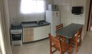 Pousada Vila dos Pescadores - Janta e Cozinha