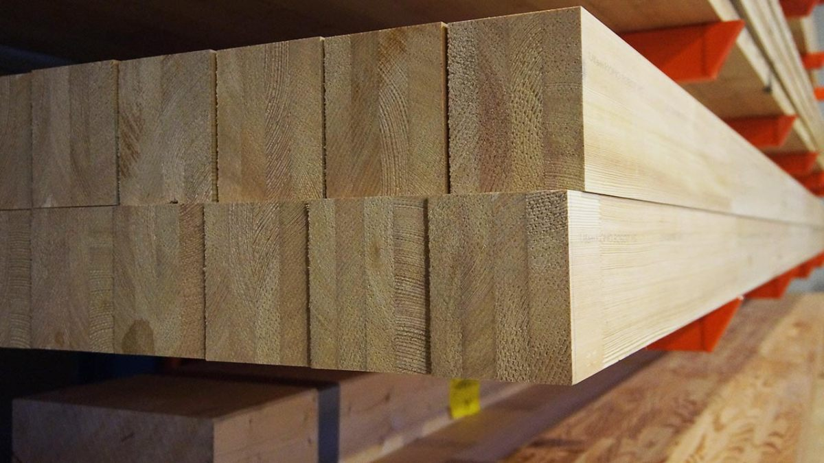 vilamhout - Gelamineerd en Gevingerlast hout