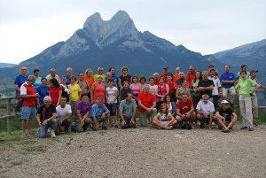 Colla Excursionista Pedraforca setembre 11