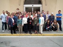 Arribada delegació Amilly (59)