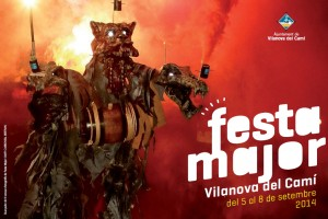 Festa Major 2014 portada