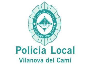 Policia local logo V02