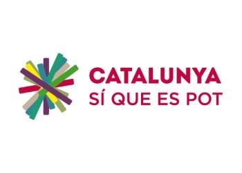 Catalunya si que es pot logo V02