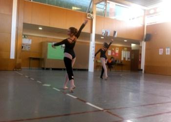 Escola dansa Consell Comarcal al Joan Maragall nov15