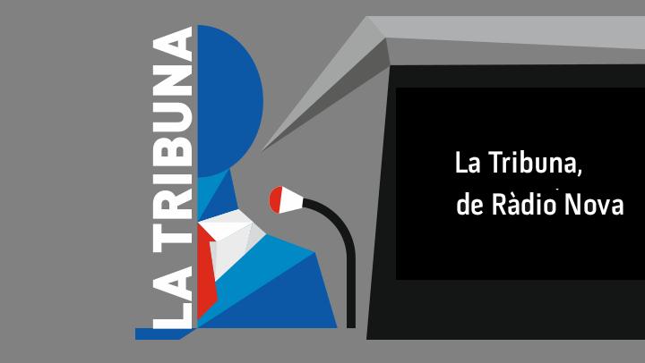La Tribuna de Radio Nova logo 2016 3