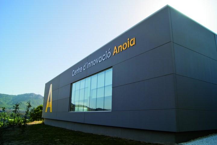 Centre Innovacio Anoia Façana 2