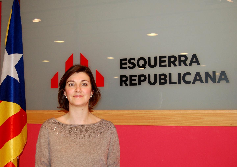 Carolina Telechea ERC Anoia