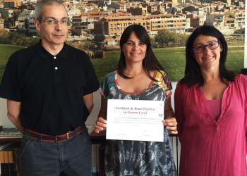 Premi Urbanisme bona pràctica local 2016