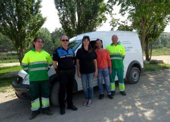 presentació vehicle parc fluvial maig 16