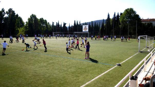 Jornada Esportiva intercentres 2016 (2)